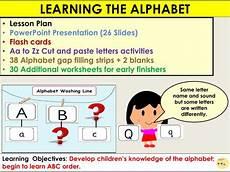 alphabet presentation lesson plan alphabet flash cards missing letters gap filling