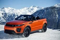 Essai Land Rover Range Rover Evoque Cabriolet Motorlegend
