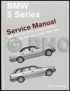 auto manual repair 1994 bmw 5 series spare parts catalogs 1994 bmw 525i 525it 530i 530it 540i electrical troubleshooting manual