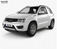 suzuki grand vitara 3 door 2012 3d model vehicles on hum3d