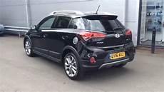 Hyundai I20 Schwarz - hyundai i20 t gdi active black 2016