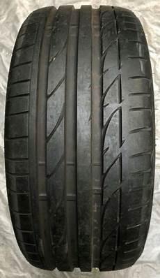 1 summer tyre bridgstone potenza s001 moe rft 255 35 r19