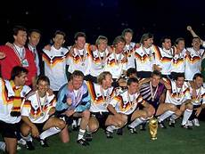 Germany Live Tweets 1990 World Cup Victory