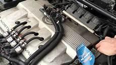 Lpg Prins Gasanlage Umschalten Benzin Auf Gas Cadillac V8