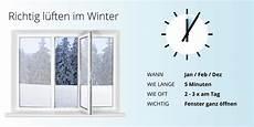Richtig L 252 Ften Im Winter 187 Anleitung Fensterversand