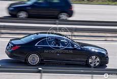 Mercedes S Klasse W222 2018 8 April 2017 Autogespot