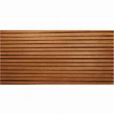 Panneaux Faux Wood Texture Plus Plastruction