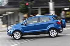 ford ecosport titanium 2018 review snapshot carsguide