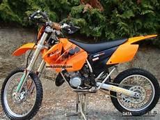 2004 ktm 125 exc moto zombdrive