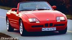 bmw z1 tür bmw z1 roadster promotional throwback thursday