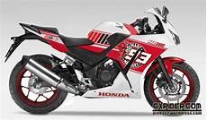 Variasi Motor Cbr 150r by Konsep Modifikasi Honda Cbr150 Cbr250 Livery Marquez 93