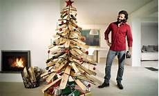 tannenbäume basteln aus holz tannenbaum aus holz bauen selbst de