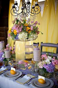 purple and yellow spring wedding ideas elizabeth designs the wedding blog