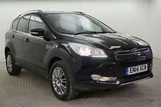 2014 Ford Kuga Titanium Tdci 2wd Diesel Black Manual In