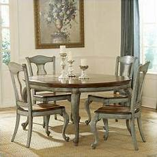 jacobean dining room set painted with anne sloan chalk