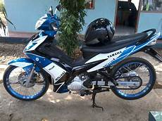 Modifikasi Jupiter Mx 2007 by Gambar Motor Modif Jupiter Mx Sederhana 135 King Airbrush