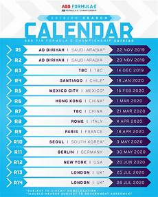 2019 20 Calendar Revealed And Seoul In Sixth