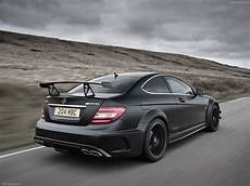 Mercedes C63 Amg Coupe Black Series 2012 Picture
