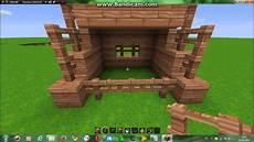Minecraft Tutorial 3 Cara Membuat Kandang Kuda