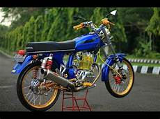 Honda Modifikasi by Modifikasi Honda Cb Inspirasi