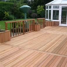 Bestes Holz Für Terrasse - terrasse aus bangkirai holz 25 tolle design ideen f 252 r