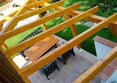 terrassenueberdachung selber bauen glas 252 berdachung selber bauen
