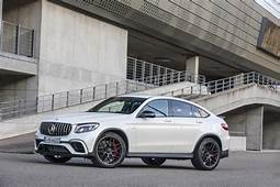 2018 Mercedes AMG GLC63 S 4MATIC  First Drive SUV Royalty
