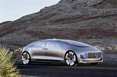 The Future Arrives Early With Mercedes F015