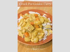 crock pot golden chicken curry_image