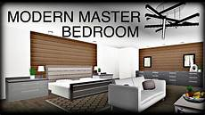 Bedroom Ideas Bloxburg by Bloxburg Speedbuild Modern Master Bedroom