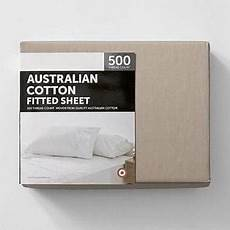 fitted sheet target target 500 thread count australian cotton fitted sheet atmosphere target australia