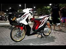 Modifikasi Beat Ring 17 by Motor Trend Modifikasi Modifikasi Motor Honda Beat