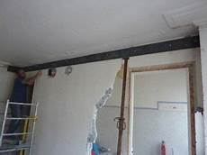 ouverture mur semi porteur moisage 1 ouverture