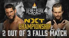 adam new york a new nxt chion will be crowned at takeover new york