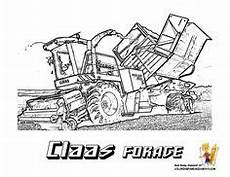 free printable tractor coloring pages for tractor