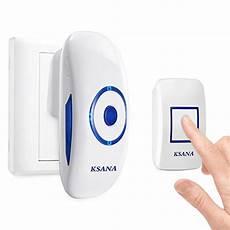 Digoo 433mhz Wireless Doorbell Ringtones Selection by Digoo Dg Hosa 433mhz Wireless Remote Doorbell Button