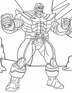 Ironman Malvorlagen Pdf Thanos Coloring Pages Coloring Pages