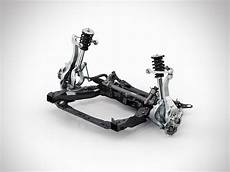 the all new volvo xc90 front suspension volvo cars