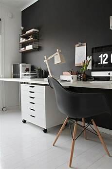 Wandfarbe Büro Ideen - 70 w 228 nde streichen ideen in dunklen schattierungen m 246 bel