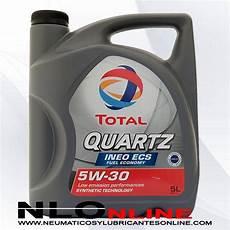Total Quartz Ineo Ecs 5w30 23 25 Env 237 O Gratis 10l