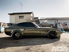 Classic 1973 Nissan 240Z Sport  Vehicles And