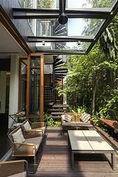 Terrasse Im Dach - glasdach terrassen als hit im modernen lebensstil