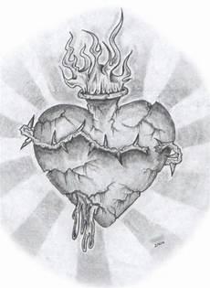 sacred search herz tattoos herz und dorn