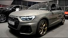 2019 new audi a1 lunch edition bronze 30 tfsi exterior and interior youtube
