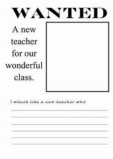 wanted the teacher descriptive writing literacy lesson ks2 by teachersarchive