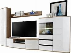 meuble tv avec colonne rangement ensemble meuble tv 300 cm avec banc tv 233 tag 232 res haute colonne de rangement vitrine led