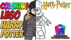 how to color harry potter lego harry potter coloring