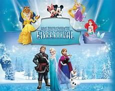 Disney On Das Zauberhafte Eisfestival Frau M 246 Ller