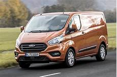 new ford transit custom is unveiled commercialvehicle