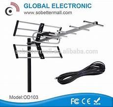 La Meilleure Antenne De T 233 L 233 Vision Uhf Vhf Antenne